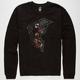 FAMOUS STARS & STRAPS Dark Reign Mens Sweatshirt