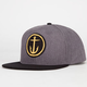 CAPTAIN FIN OG Anchor Mens Snapback Hat