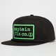 CAPTAIN FIN Type Patch Mens Snapback Hat