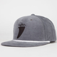 CAPTAIN FIN Finn Mens Corduroy Snapback Hat
