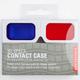 KIKKERLAND 3D Specs Contact Case