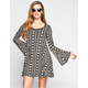 LIRA Farrah Bell Sleeve Dress