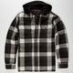 HURLEY Ronin Mens Hooded Jacket