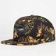 LIRA Fashion Floral Mens Snapback Hat