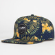LIRA Fashion Floral Mens Snapback Hat
