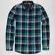 FAMOUS STARS & STRAPS Reap Mens Flannel Shirt