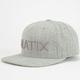MATIX Monoset Mens Snapback Hat