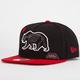 METAL MULISHA New Era Bear Mens Snapback Hat