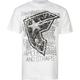 FAMOUS Stars & Straps Cobalt Mens T-Shirt