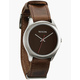 NIXON Mod Leather Watch