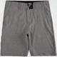 VOLCOM Frickin Static Mens Hybrid Shorts