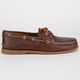 SPERRY Authentic Original Cylcone Leather Mens Boat Shoes