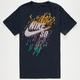 NIKE SB Hatchwork Boys T-Shirt