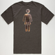 GIRL On Exhibit Mens T-Shirt