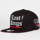 LAST KINGS Trophies Mens Snapback Hat