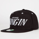 LAST KINGS Kingin Mens Snapback Hat