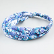 FULL TILT Floral Print Lace Headband