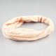 FULL TILT Lurex Crochet Headband