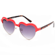 FULL TILT Heart Club Sunglasses