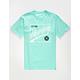 HURLEY Light Up 3 Mens T-Shirt