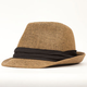 BLUE CROWN Richard Mens Fedora
