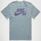 NIKE SB Dri-FIT Icon Rain Fill Mens T-Shirt