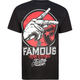 FAMOUS Stars & Straps Twitch The Set Mens T-Shirt