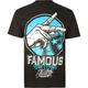 FAMOUS Stars & Straps Twitch The Set Mens T-Shirt