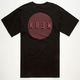 KR3W Sundown Mens T-Shirt