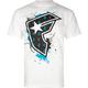 FAMOUS Stars & Straps Twitch Splatter Mens T-Shirt