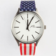 PLUS American Nylon Watch