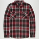 SHOUTHOUSE Baker Mens Flannel Shirt