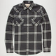 COASTAL Lux Mens Flannel Shirt