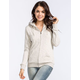 VOLCOM Lived In Sherpa Womens Hoodie
