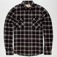 COASTAL Court Mens Flannel Shirt