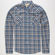 COASTAL Team Mens Flannel Shirt