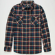 ELIXIR Duece Mens Flannel Shirt