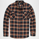 ELIXIR Lincoln Mens Flannel Shirt
