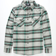 ELIXIR Catalina Mens Flannel Shirt