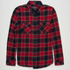 VALOR Kenneth Mens Flannel Shirt