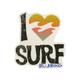 BILLABONG Surf Love Sticker
