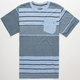 VOLCOM Bailey Boys Pocket Tee