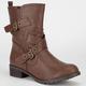 SODA Mayport Womens Boots
