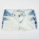 YMI Beach Blast Girls Cutoff Denim Shorts