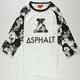 ASPHALT YACHT CLUB XTC Mens Baseball Tee