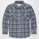 COASTAL Team Boys Flannel Shirt