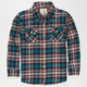 COASTAL Glory Boys Flannel Shirt