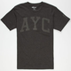 AYC AYC USA Reflective Mens T-Shirt