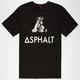 AYC Concrete Floral Mens T-Shirt