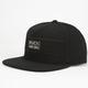 RVCA Post All Mens Snapback Hat